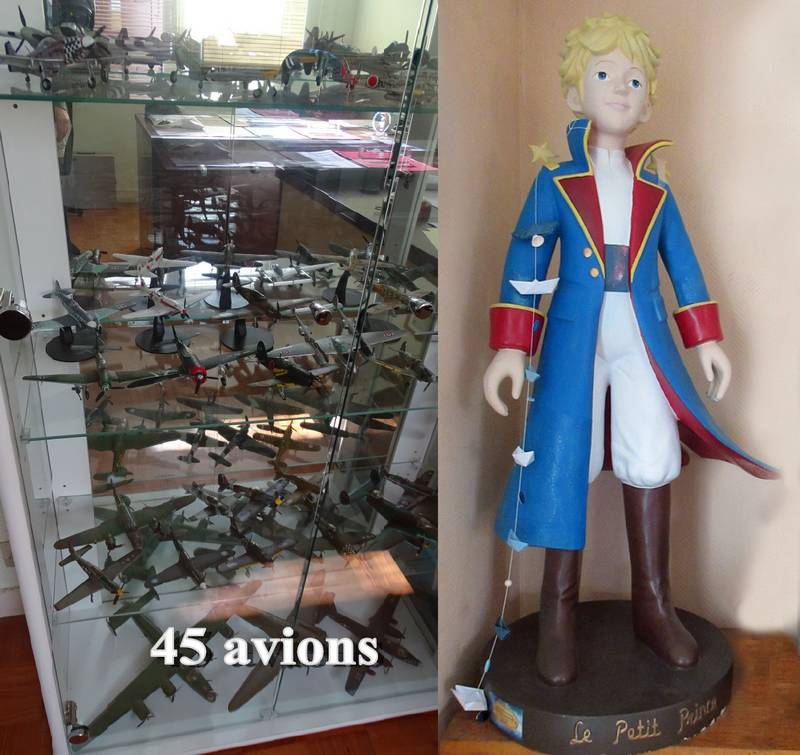 Collection d'avions